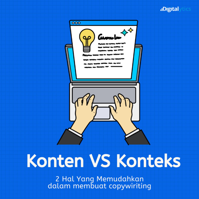 Konten VS Konteks Dalam Copywriting