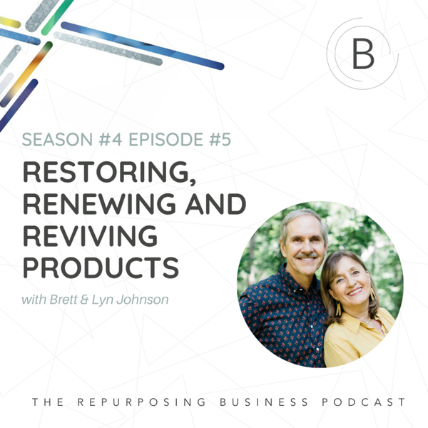 Restoring, renewing, reviving of products artwork
