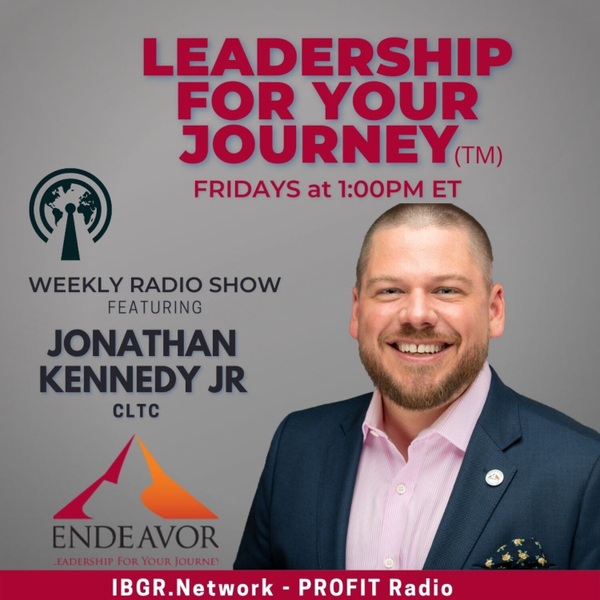 Leadership for Your Journey (TM) with Jonathan Kennedy Jr artwork