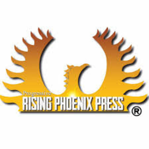 Amanda M. Thrasher - Progressive Rising Phoenix Press