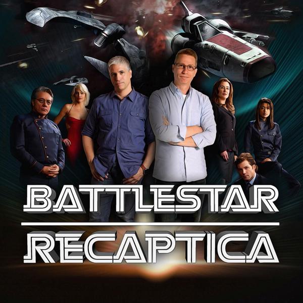 Battlestar Recaptica artwork