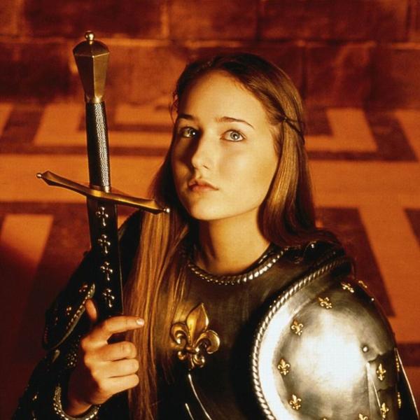 Joan of Arc (1999 Miniseries) artwork