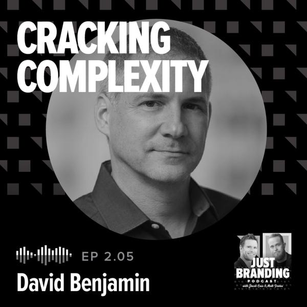 S02.EP05 - Cracking Complexity with David Benjamin  artwork