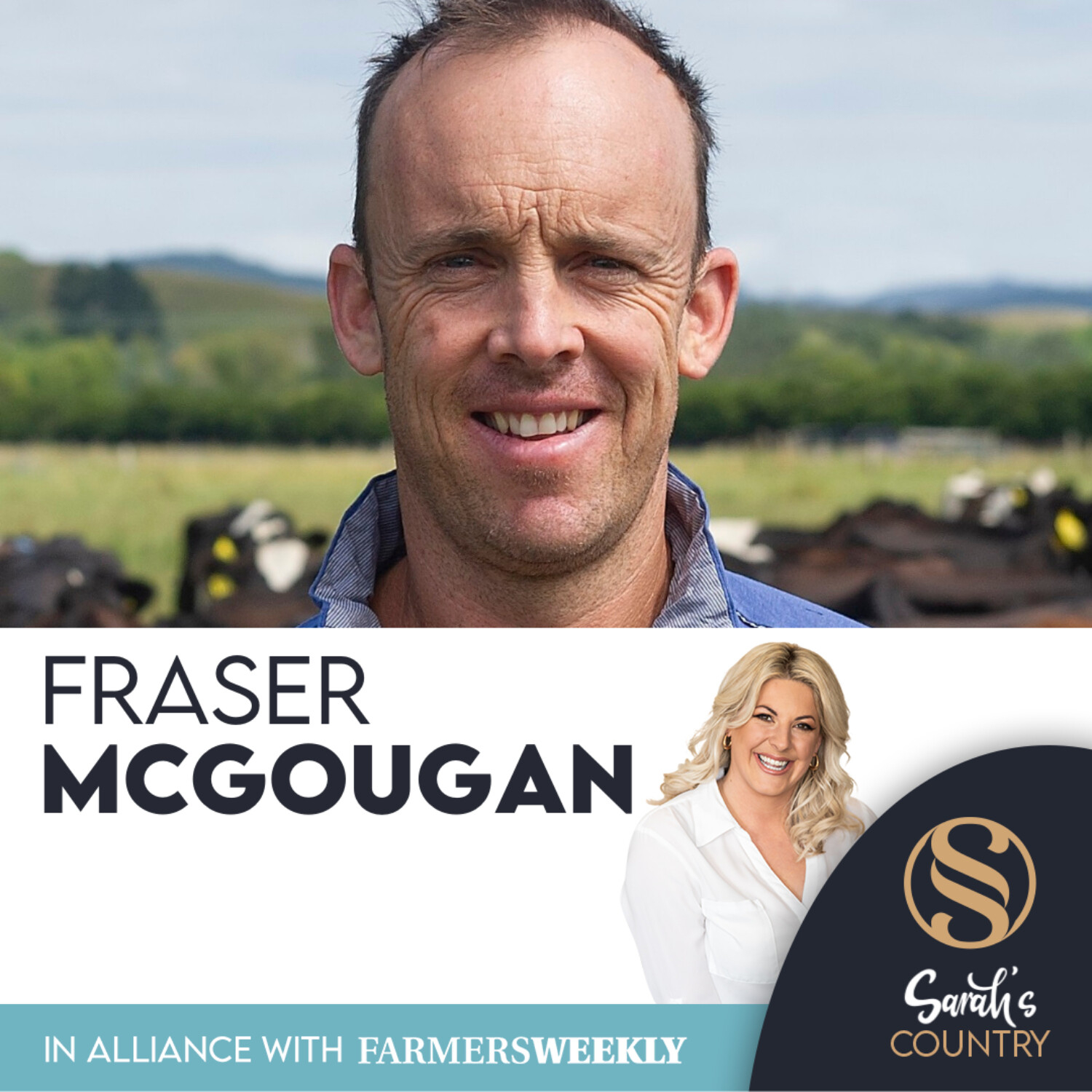 "Fraser McGougan | ""New DairyNZ Climate Change Ambassador Chair"""