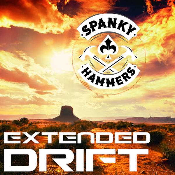 The Extended CALANDA Drift  artwork