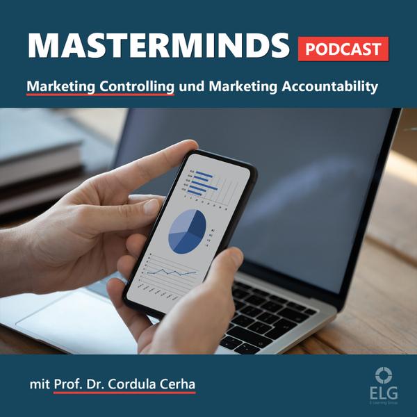 #30 Marketing Controlling und Marketing Accountability: mit Prof. Dr. Cordula Cerha artwork
