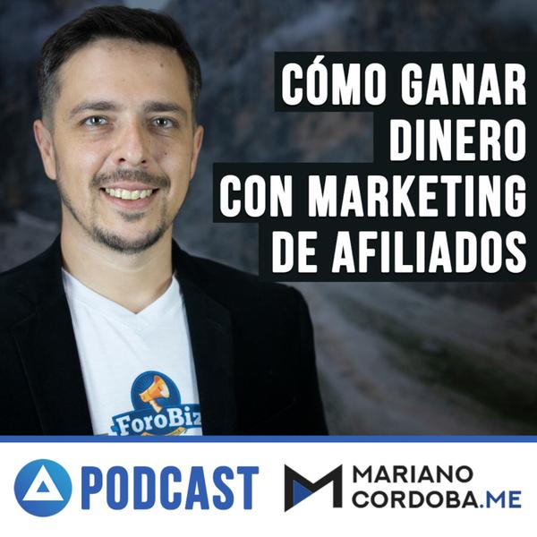 Cómo Ganar Dinero con Marketing de Afiliados by AcademiaBiz artwork