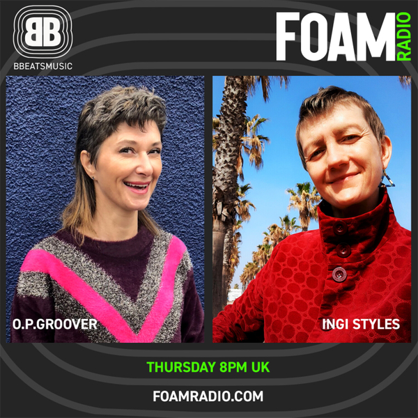 B BEATS - OPGroover with Ingi Styles - Ep14 artwork