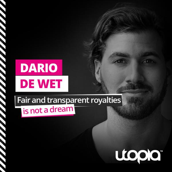 Dario de Wet: How To Invest In Music artwork