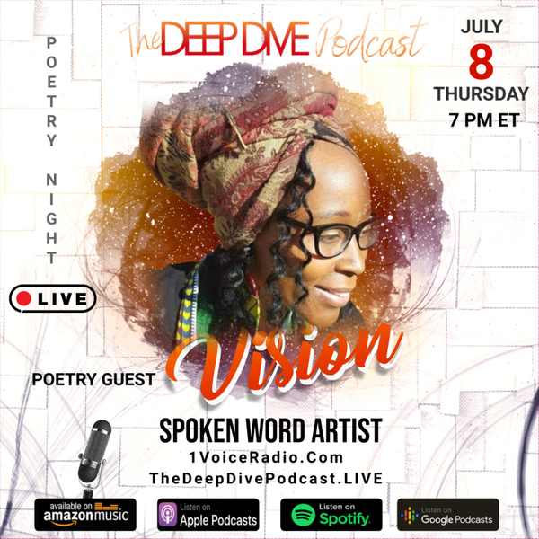 Spoken Word with VISION artwork