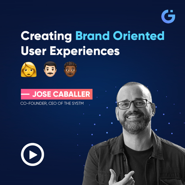 Creating Brand Oriented User Experiences artwork