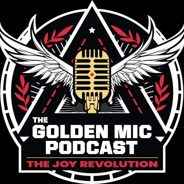 The Golden Mic Podcast artwork