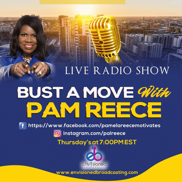 Bust A Move With Pam Reece artwork
