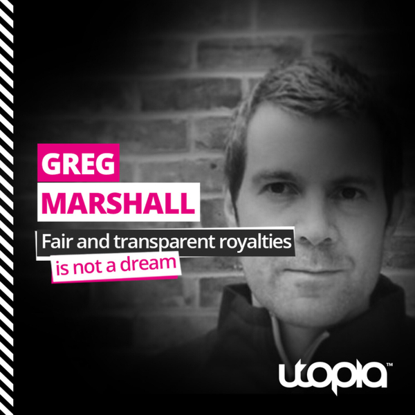 Greg Marshall: Royalty Allocation In Electronic Music artwork