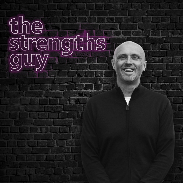 Episode 10: Getting gravitas - how to build credibility artwork