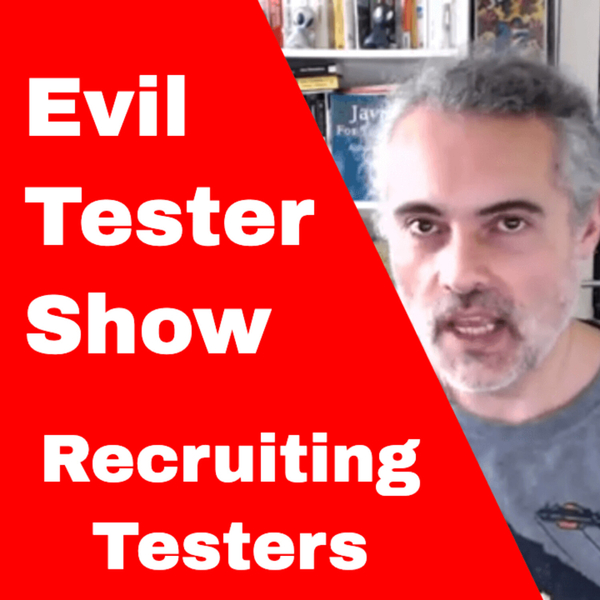Recruiting Testers artwork