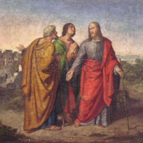 Ježíš se dává poznávat v Písmu a Eucharistii