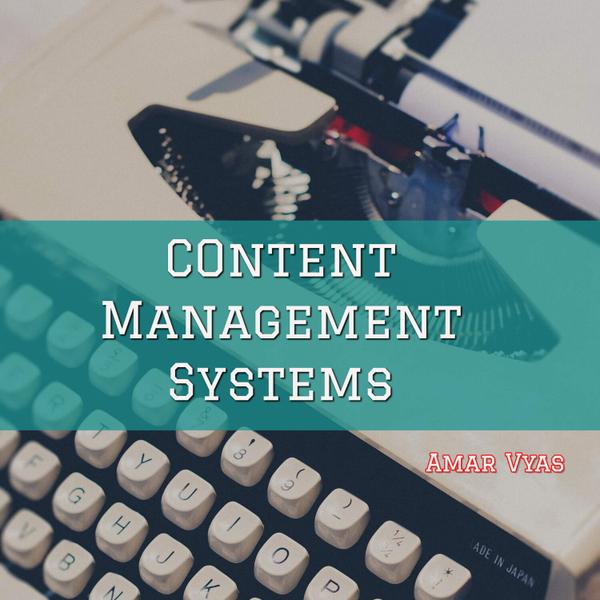 Content Management Systems artwork