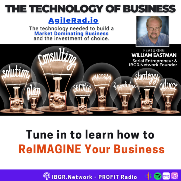 ReIMAGINE Your Business artwork