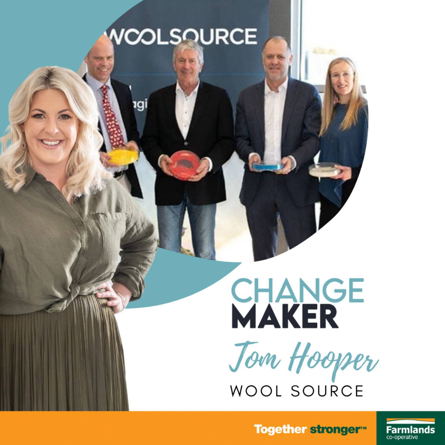 Keratin particles in wool are a game changer for farm-gate prices I Tom Hooper, Wool Source