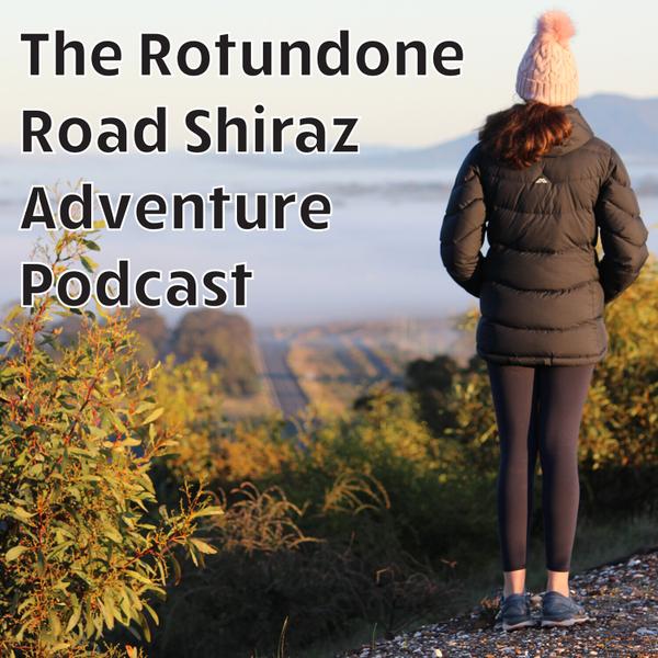 The Rotundone Road Shiraz Adventure artwork