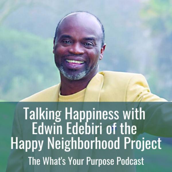 Edwin Edebini and Happiness
