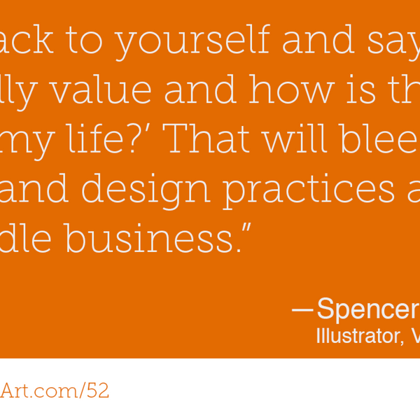 52 – Don't compromise your morals and don't be a jerk with Spencer Goldade