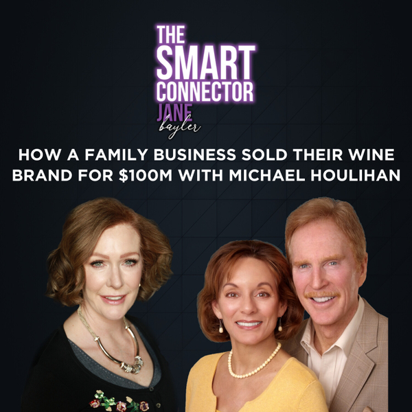 How a family business sold their wine brand for $100M with Michael Houlihan artwork