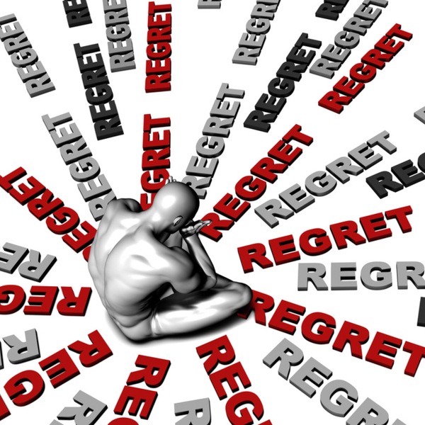 Five Ways to Release Regret artwork