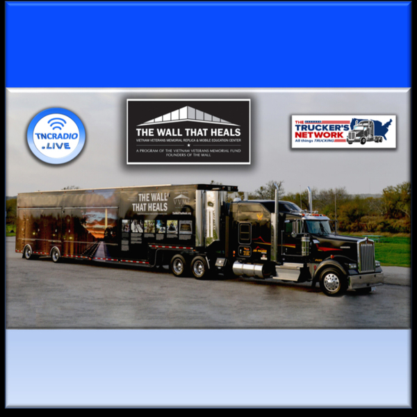 Truckers Network Radio Show - Tim Tetz - Vietnam Veterans Memorial Fund  artwork