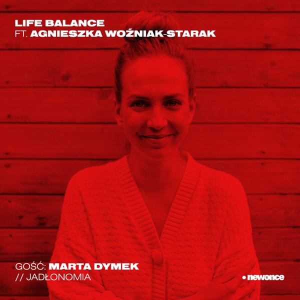 Marta Dymek (Jadłonomia). Czy weganizm może ocalić świat? artwork