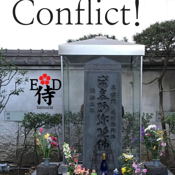 Ep12: The Nature Of Conflict