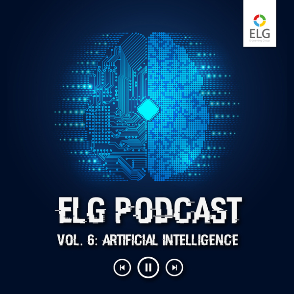 ELG Podcast #6 mit KI-Experte und Chief Data Scientist Sharam Dadashnia