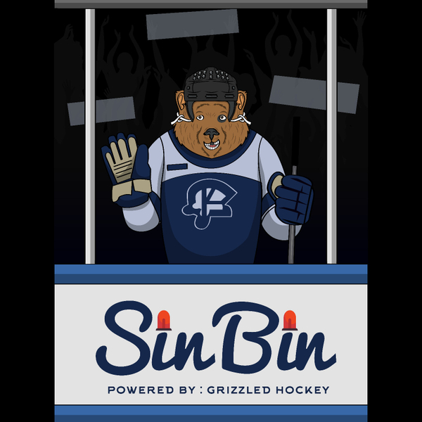 The Sin Bin artwork
