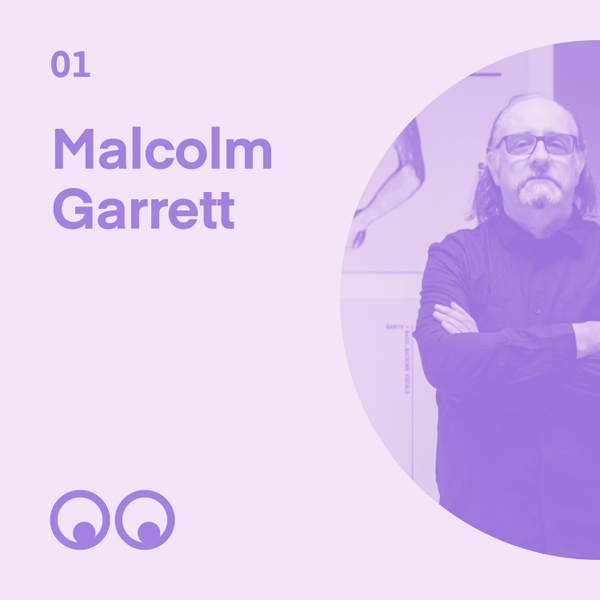 Malcolm Garrett talks album covers, painted jeans and his love of Manchester
