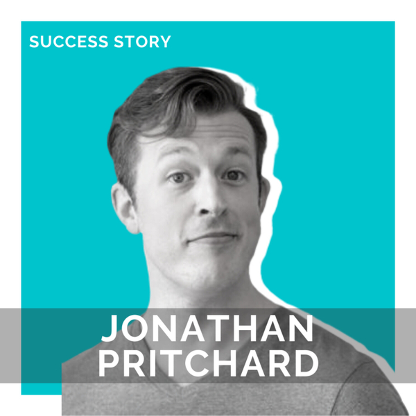 Jonathan Pritchard, CEO of Hellstrom Group   Fortune 500 Mentalist   SSP Interview artwork