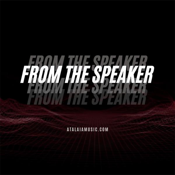 From The Speaker: 001 [Kieren Lythgow] artwork