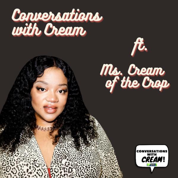 Conversations With Cream artwork