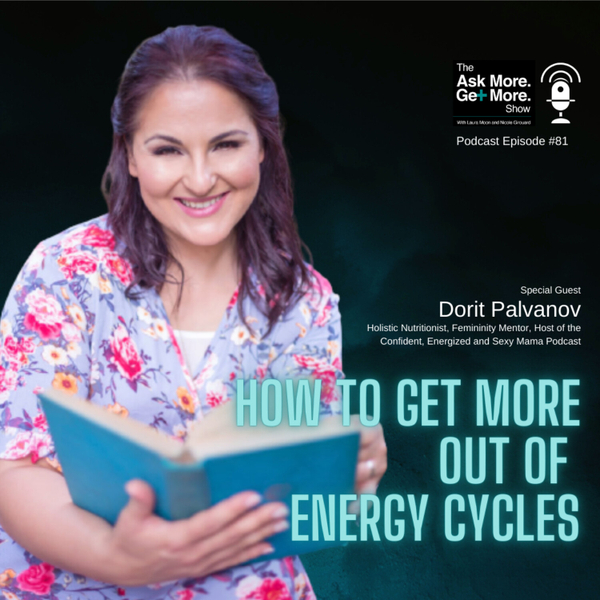 Ep.81 Dorit Palvanov - How to Get More Out of Energy Cycles artwork