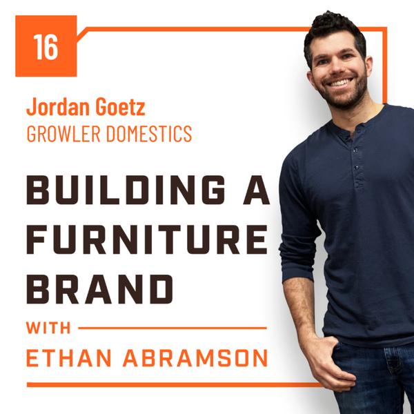 The Spark of Woodworking with Jordan Goetz artwork