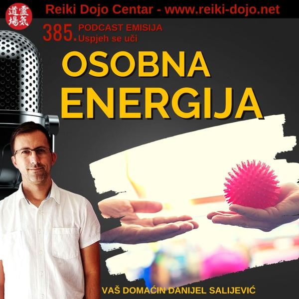 Osobna energija ep385 artwork