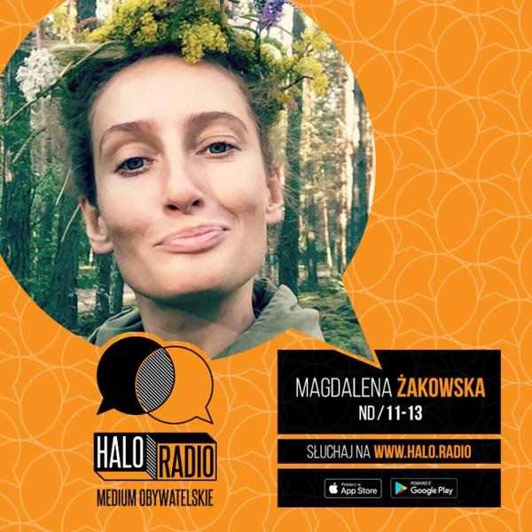 Magda Żakowska 2019-12-08 @11:00