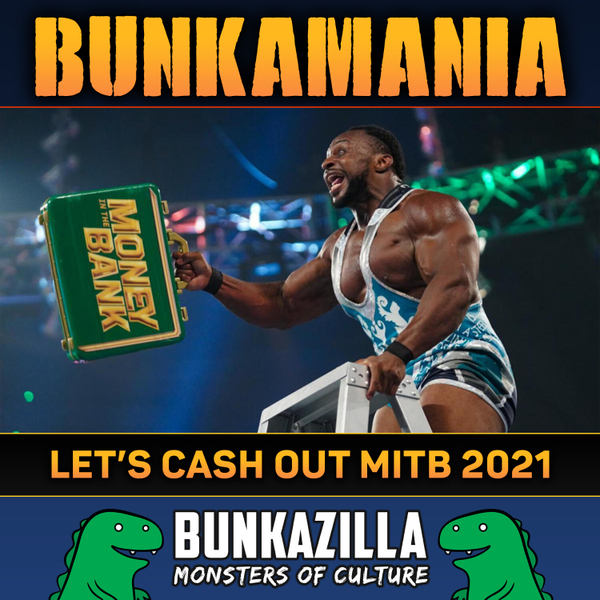 Let's Cash Out Money in the Bank 2021  artwork