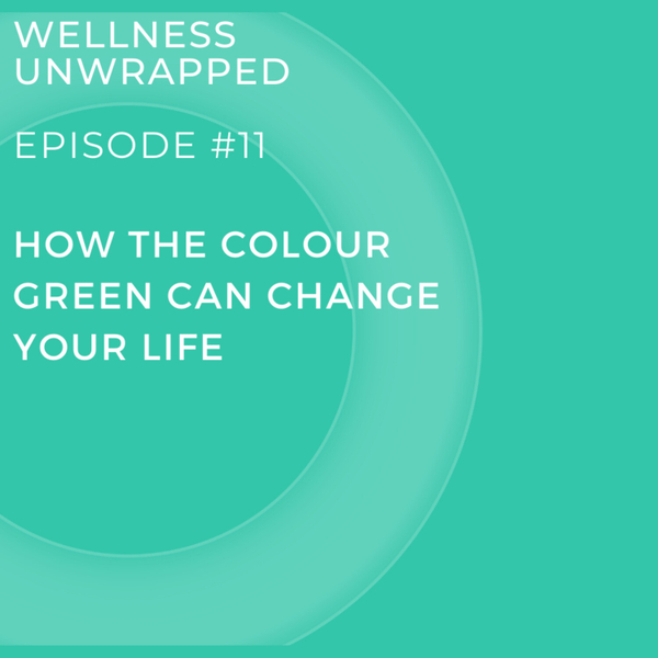 How the colour green can change your life