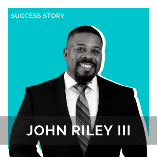 John Riley III, VP Business Services at Orion | Blockchain & Business | SSP Interview artwork