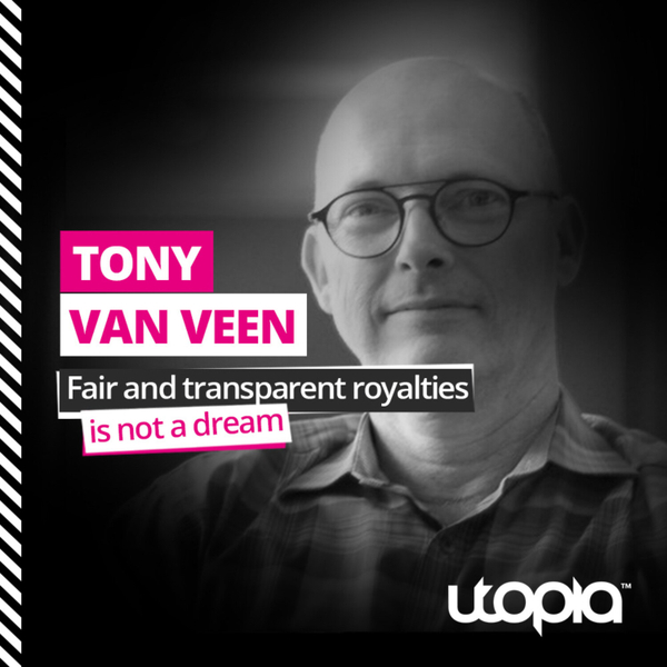 Tony Van Veen: Top Tips for Independent Artists to Maximise Revenue artwork