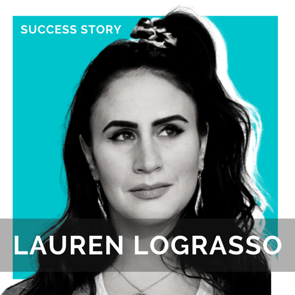 Lauren LoGrasso, Nationally Syndicated Podcaster, Actor, Singer | Unleashing Your Inner Creative | SSP Interview  artwork