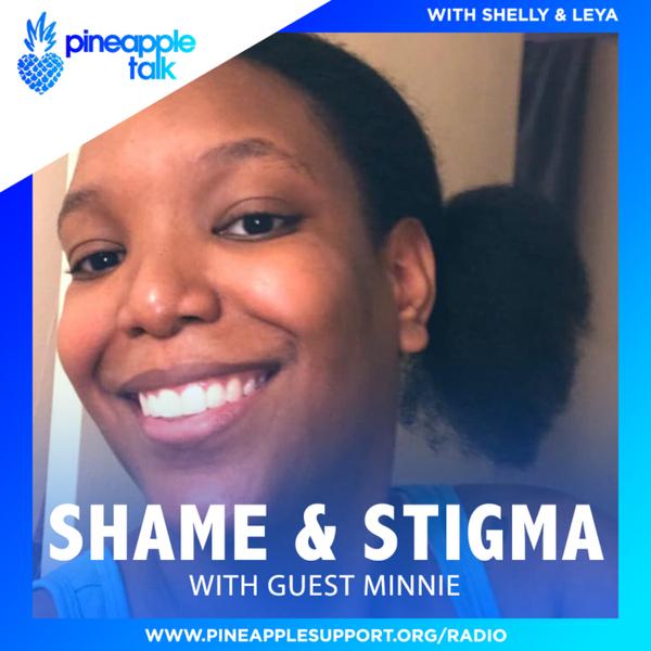 Minnie -- Stigma and Shame  Part 3 artwork