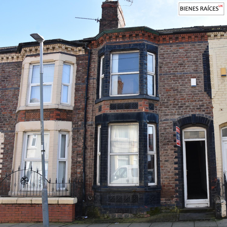 30. Miniserie de conversión de una vivienda en Inglaterra