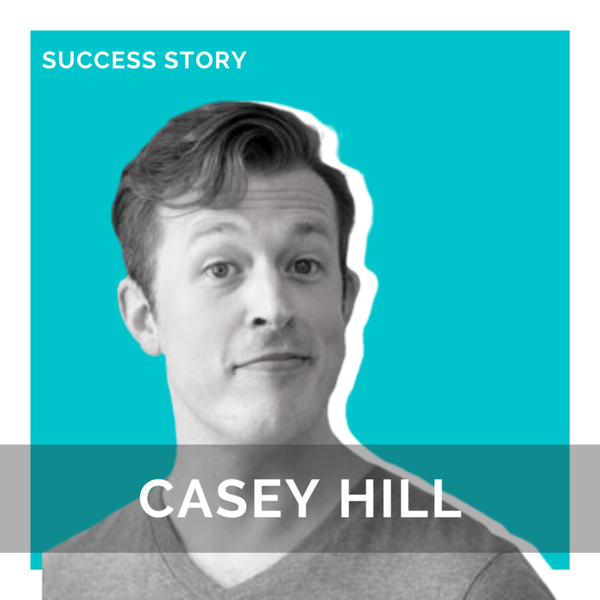 Casey Hill, Head of Growth at Bonjoro | Using Video To Close More Deals | SSP Interview artwork